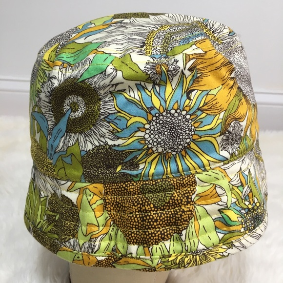 0a4c651a74a Liberty of London for Target Accessories - Liberty of London for Target  Bucket Hat Sunflower